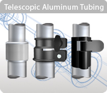 Telescoping Aluminum Tubing