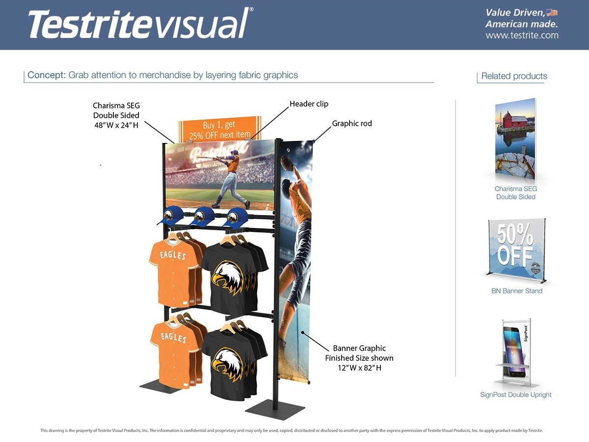Custom Visual Merchandising Concepts