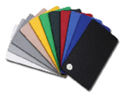COLOR POWDER COATING CHOICES