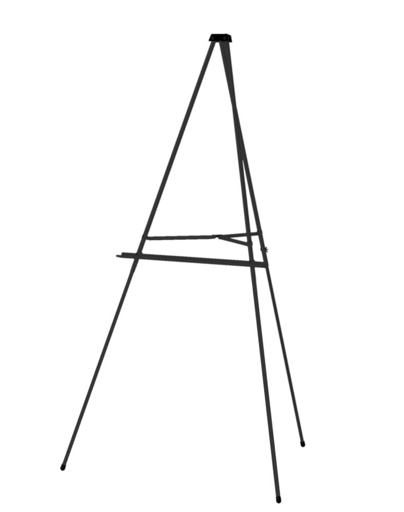 testrite visual economy display easels
