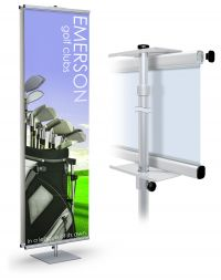 GripGraphic™ Banner Stands