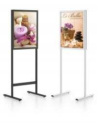EasyOpen SnapFrame™ Poster Stands