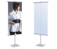 GCO GripGraphic™ Banner Stands