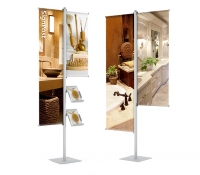 SignPost Banner Stands™